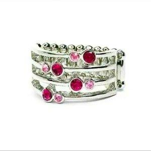 Sparkle Showdown - Pink Ring